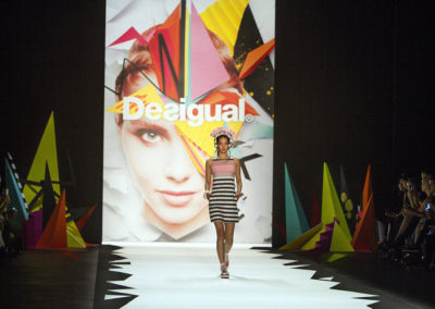 DESIGUAL. New York Fashion Week