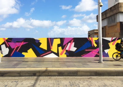ARTWALL. Canary Islands